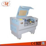 Меньший определенный размер автомат для резки лазера с изготовленный на заказ платформой работы (JM-640H)