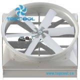 1830mm 72 Zoll-Schaufel-Wirbelsturm Vhv Umlaufs-Ventilator mit Misting-System