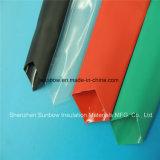 Tubo a parete semplice di temperatura elevata del tubo dello Shrink di calore della fibra di telecomunicazione
