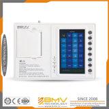 12鉛3チャネルプリンターエントリーレベルの接触ECG機械(Bes-307dt)