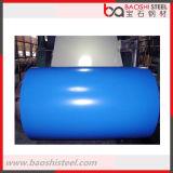 Feuille enduite de toiture de zinc de l'approvisionnement PPGI pour le matériau de construction
