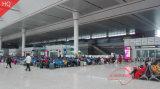 Manifesto di qualità superiore del LED, visualizzazione di LED, adatti dell'interno ad aeroporto, a stazione ferroviaria, a centri commerciali & ad altre zone pubbliche