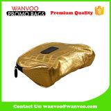 Handtas van de Krokodil van het Leer van Hotsell Pu de Echte Gouden Kosmetische Dame Girl Bag voor Partij