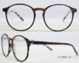 Oogglas van Eyewear van het Frame van de acetaat het Optische met Ce