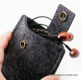 Auricular de madera único del en-Oído