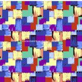100%Polyester Houndstooth Pigment&Disperse напечатало ткань для комплекта постельных принадлежностей