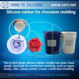 Molde de chocolate que fabrica líquido de borracha de silicone