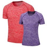 La coutume de la Chine 2019 de gros de vêtements pour hommes Salle de Gym Sport étanche d'usure hommes cation du centre de fitness polyester T-Shirt de sport