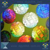 Autoadesivo di obbligazione del laser di effetto dinamico 3D