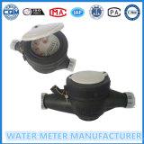 De Meter van het Water van het plastic Materiaal voor de Multi Straal Droge Meter van het Water van de Wijzerplaat