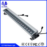 12W 18W 24W 36W 옥외 에너지 절약 LED 벽 세탁기 빛