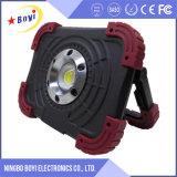 Luz recargable del trabajo del Portable LED de la buena calidad de la fábrica profesional china