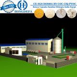 최신 판매를 위한 탄자니아 시장 30t/D 옥수수 맷돌로 가는 장비