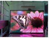 Tablilla de anuncios fija de interior a todo color de LED de la instalación P5