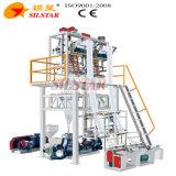 HDPE, LDPE máquina de soplado de película plástica