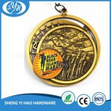 3D Marathon Running Metal Medal Memory