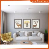 動物のキャンバスの子供のギフトは居間の装飾のための壁の芸術を印刷する