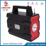 Produtos de venda quente Kit de luz solar para solar e carregador de telefone USB