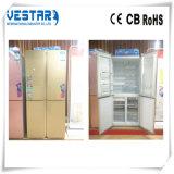 Quatro Refrigeraotr Porta com 389 litros frigorífico