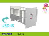 Viele Arten des Baby-Krippe-Baby-Betts