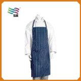 Custom практических Голубой кухня с большим Poket фартука