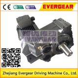 Motor con engranajes serie-paralelo del eje de F