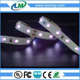 Barra ligera ULTRAVIOLETA de 3528 (365-370nm) LED con alto lumen