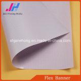 Bannière PVC Flex Banner Glossy Backlit Flex Banner pour impression numérique Matériel / Rolls multimédia