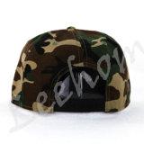 Camoflage chassant les chapeaux en gros de chapeaux de sport de mode de Snapback