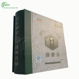 Rectángulo de papel de empaquetado impreso colorido (KG-PX003)
