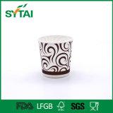 وحيدة جدار قهوة قابل للتفسّخ حيويّا [ببر كب] مع علامة تجاريّة