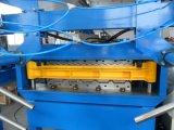 Heiße Verkaufs-doppelte Schicht-Rolle, die Maschine für Roof&Wall Maschine bildet