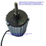 Brushless DC freqüência variável velocidade ajustável motor e refrigeração motor de escape