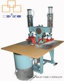 Soldador de plástico de alta frecuencia PVC / PU de la máquina de soldadura