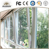 China-Fabrik passte UPVC Neigung-Drehung Windows an