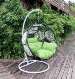 庭の屋外の余暇の旋回装置の家具
