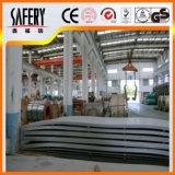 China Manafacture 316 316 L buena calidad inoxidable de la placa de acero