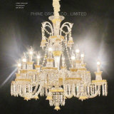 Großer neuer Entwurfs-Wohninnenhängende Kristalllampe