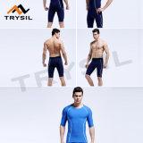 I brevi abiti sportivi di estate fissano l'uso di riciclaggio dei vestiti di ginnastica di forma fisica