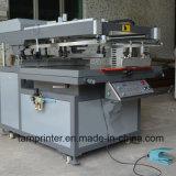 고품질 비스듬한 팔 유형 평면 화면 인쇄 기계