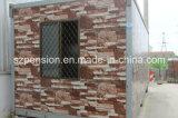 Casa móvil prefabricada/prefabricada de la alta calidad del envase