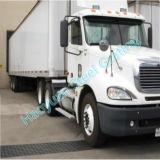 トラックの使用のための高品質の鋼鉄耳障りなフロアーリング