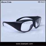 Óculos de protecção laser de CO2 (CHP 9000-11000nm) com a estrutura33
