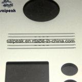 Оборудование/дважды кнопку алюминиевая панель для доступа к системе управления