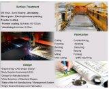 6061 6063 si è sporto profilo di alluminio per costruzione e mobilia