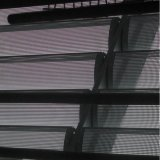 Persiana de ventana de aluminio para decoración exterior