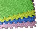 Imperméable personnalisé EVA aucune odeur sécuritaire des tapis de mousse-de-chaussée pour les bébés