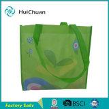 Sacchetto non tessuto ecologico del cliente del sacchetto di acquisto del sacchetto di Tote della laminazione dei pp