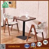 Hotel-Speisetisch-und Stuhl-Esszimmer-Tisch-Entwürfe