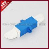 E2000/UPC al adaptador óptico plástico unimodal a una cara de fibra de E2000/UPC